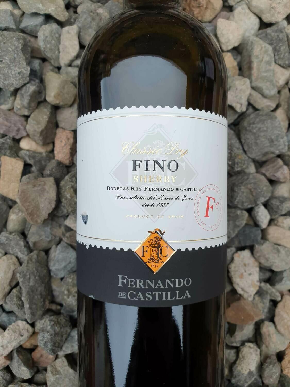 Fernando de Castilla Classic Fino NV