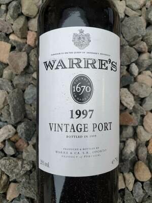 Warre's Vintage 1997