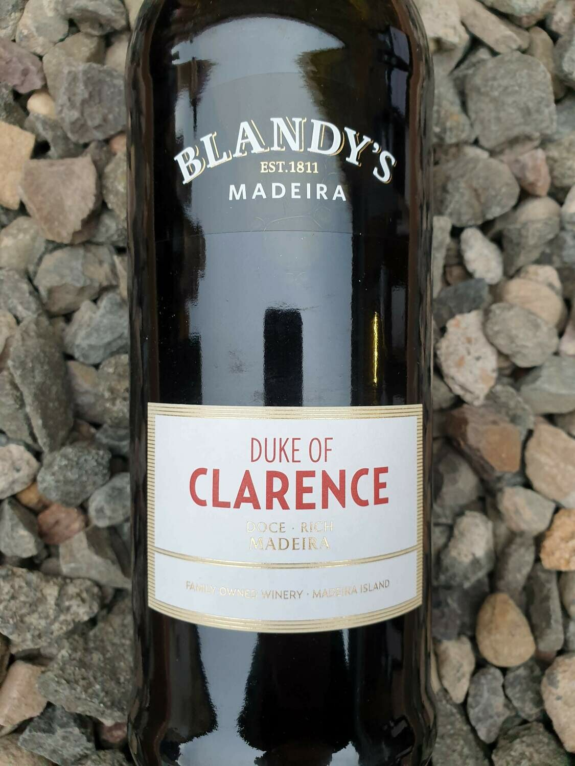 Blandy's Duke of Clarence Rich Madeira NV