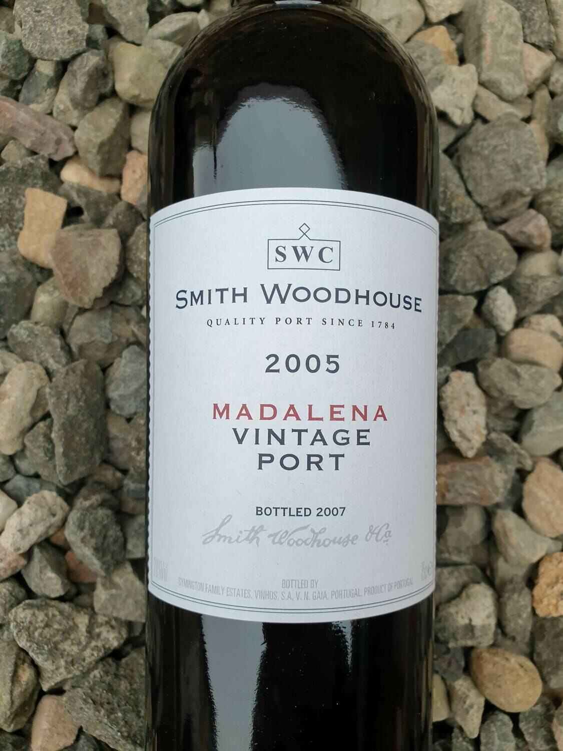 Smith Woodhouse Quinta Madalena 2005