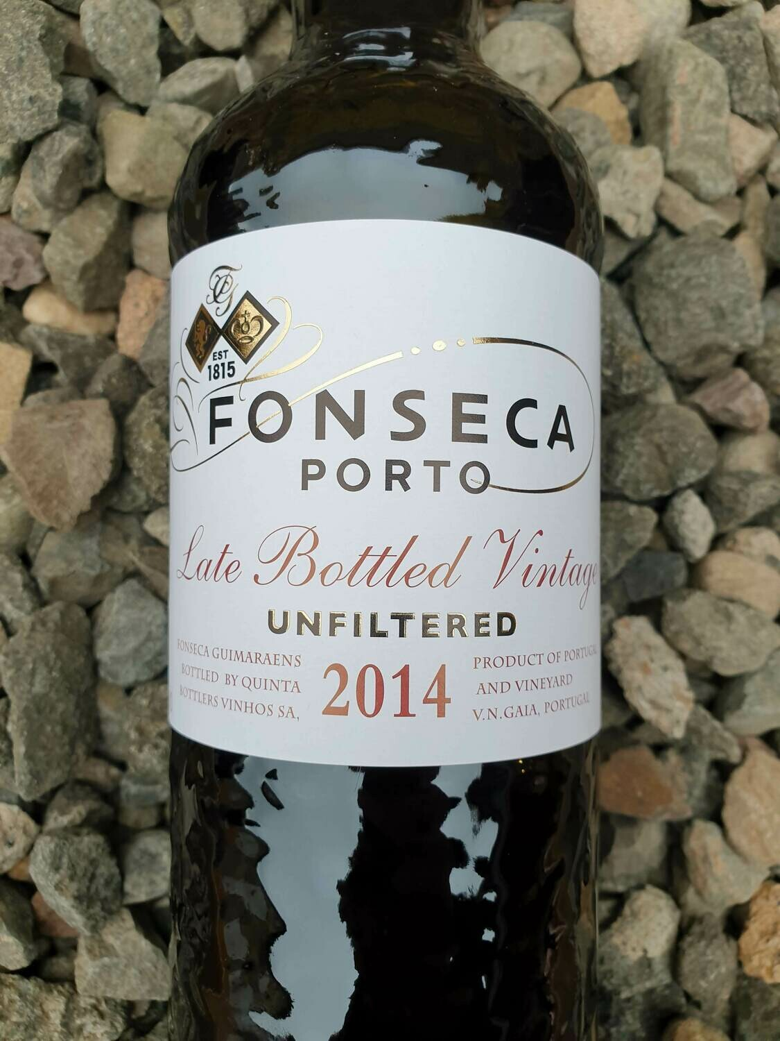 Fonseca Unfiltered Late Bottle Vintage 2014
