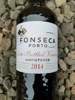 Fonseca Unfiltered Late Bottle Vintage 2015