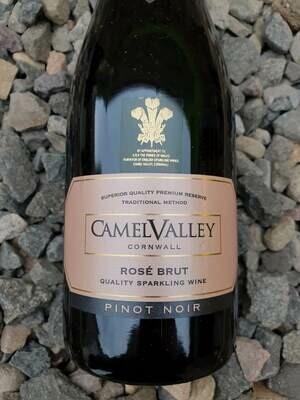 Camel Valley Pinot Noir Rose Brut Vintage 2017