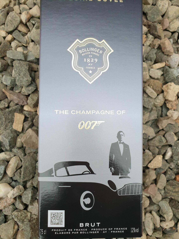 Bollinger Special Cuvee Brut NV - Limited Edition James Bond Gift Box