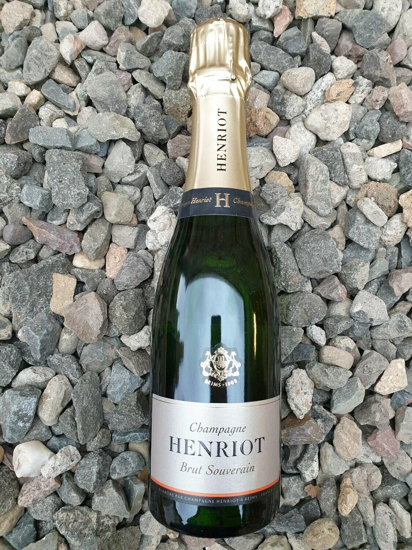 Henriot Brut Souverain NV Half Bottle