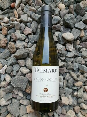 Macon Uchizy Domaine Talmard (Mallory and Benjamin) 2018 Half Bottle