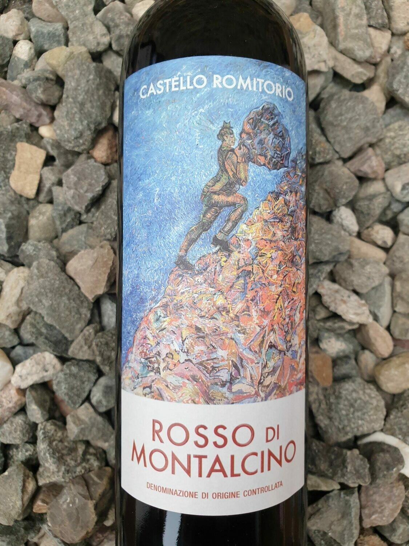 Rosso di Montalcino Castello Romitorio 2018