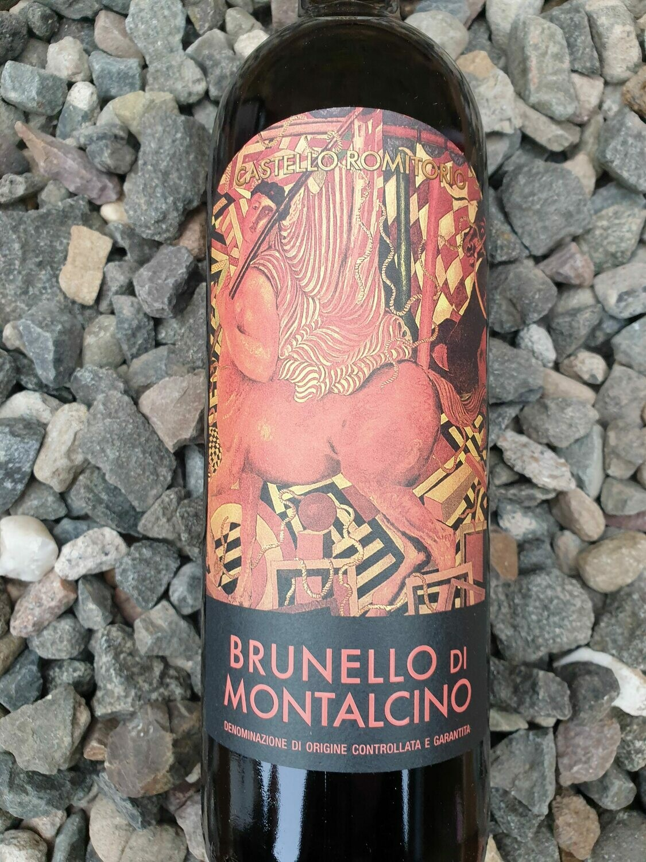 Brunello di Montalcino Castello Romitorio 2015