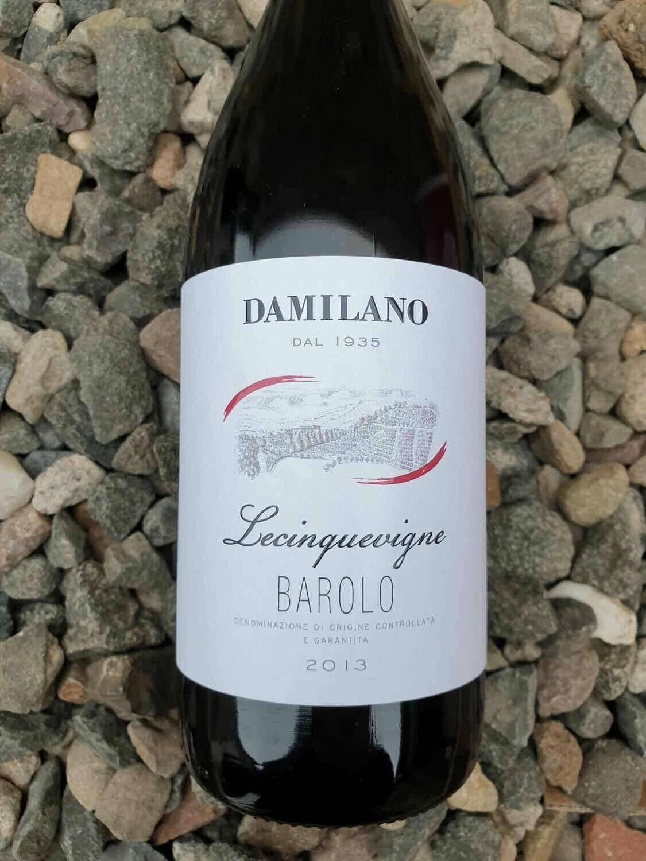 Barolo 'Lecinquevigne' Damilano 2013