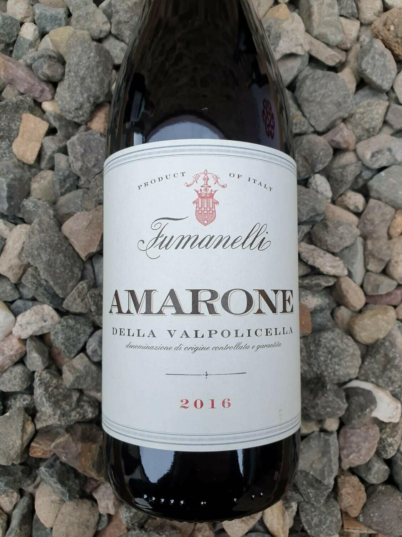 Amarone della Valpolicella Fumanelli 2016