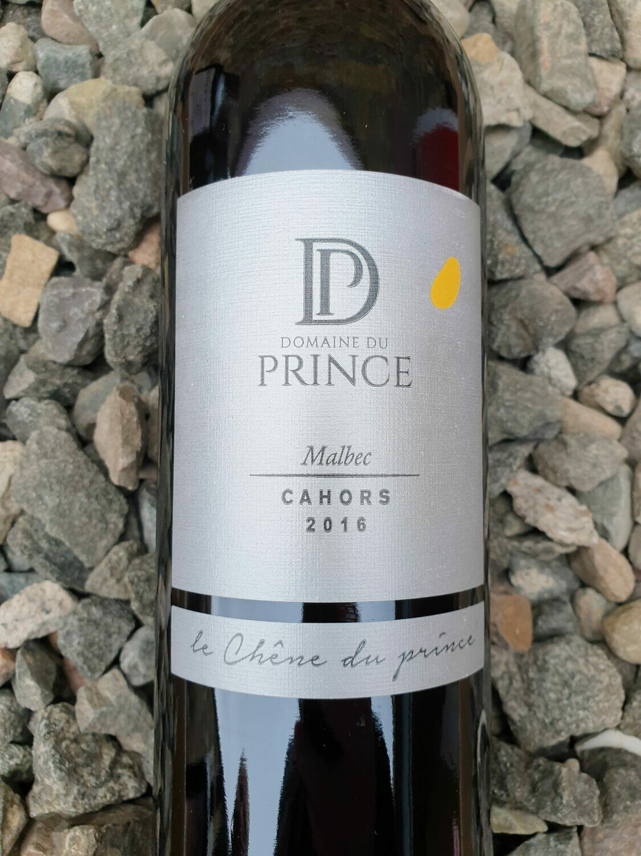 Cahors 'Le Chene du Prince' Domaine du Prince 2016