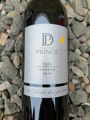 Cahors 'Le Chene du Prince' Domaine du Prince 2018