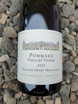 Pommard Vieilles Vignes Genot Boulanger 2013