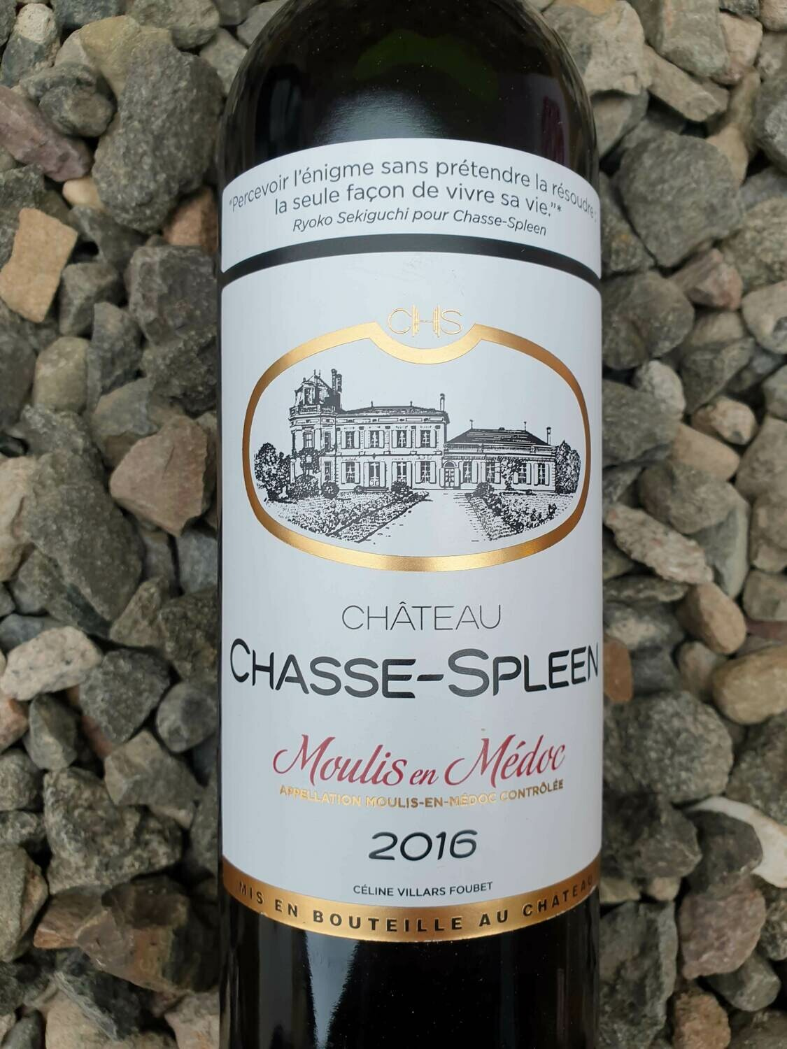 Chateau Chasse Spleen 2016 Moulis