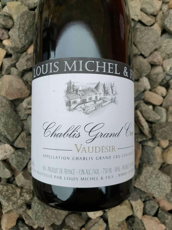 Louis Michel Chablis Grand Cru 'Vaudesir' 2015