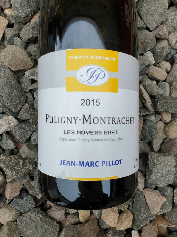 Puligny Montrachet 'Les Noyers Brets' Jean Marc Pillot 2015