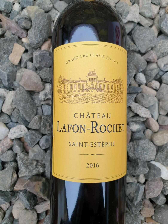 Chateau Lafon Rochet 2016 St-Estephe
