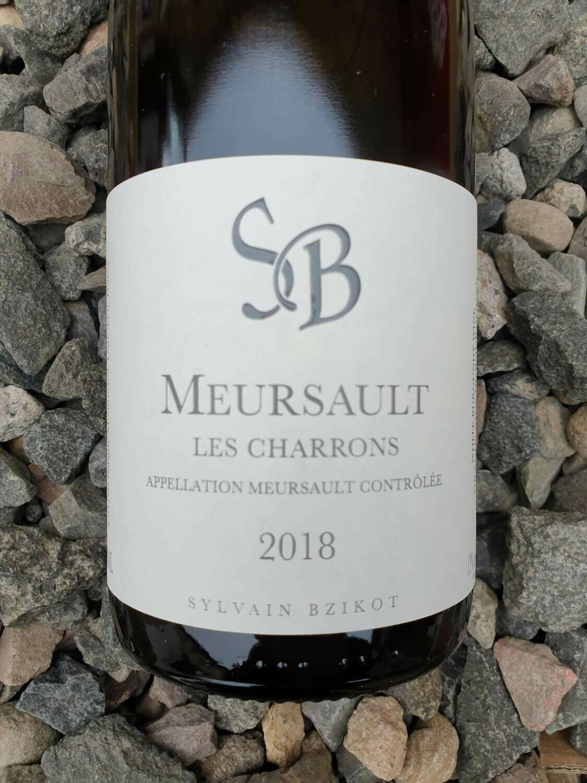 Meursault Domaine Sylvain Bzikot 2019