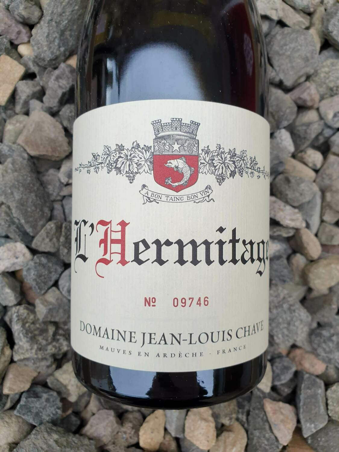 Jean Louis Chave Hermitage Rouge 2016