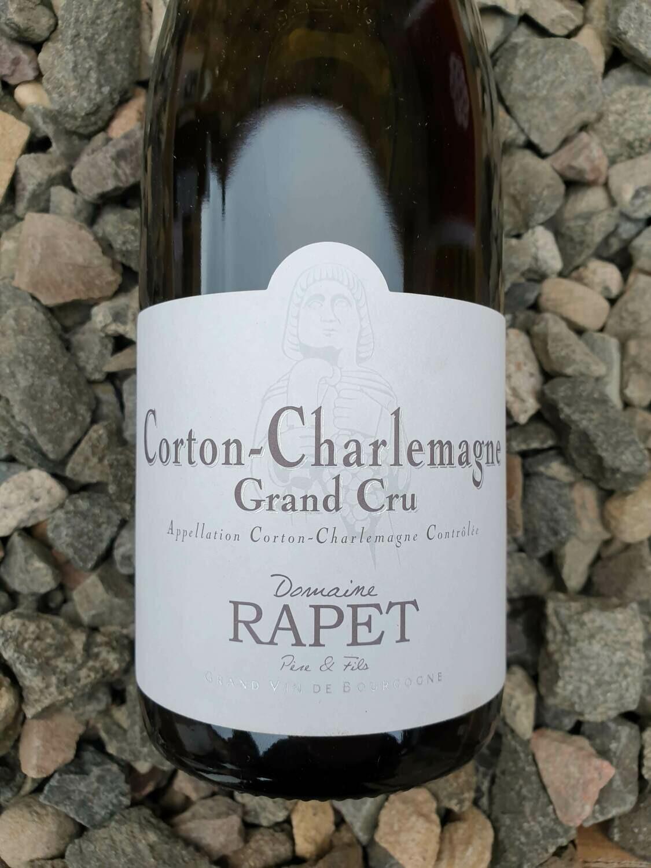 Corton-Charlemagne Domaine Rapet 2018