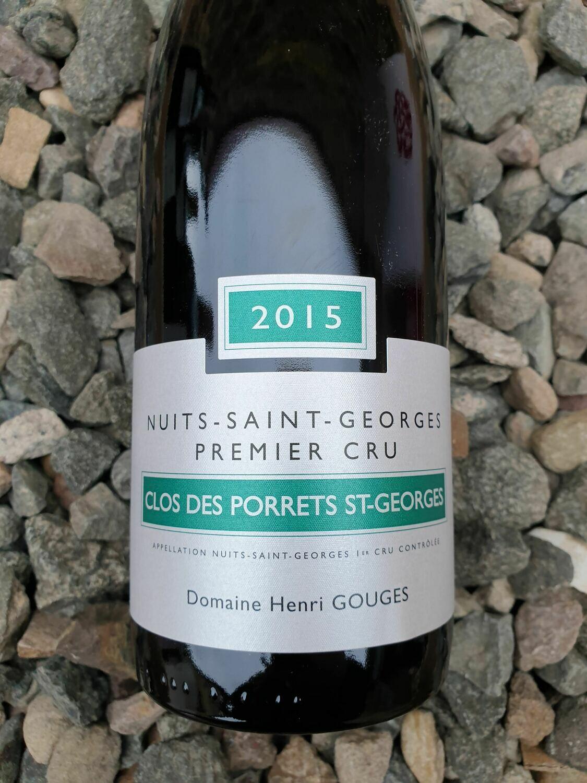 Henri Gouges Nuits-St-Georges 1er Cru 'Clos des Porrets' 2015