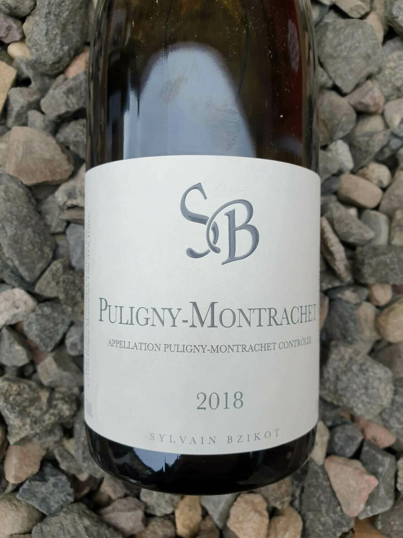 Puligny Montrachet Domaine Sylvain Bzikot  2018