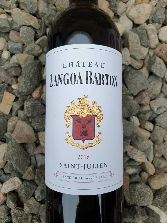 Chateau Langoa Barton 2016 St-Julien