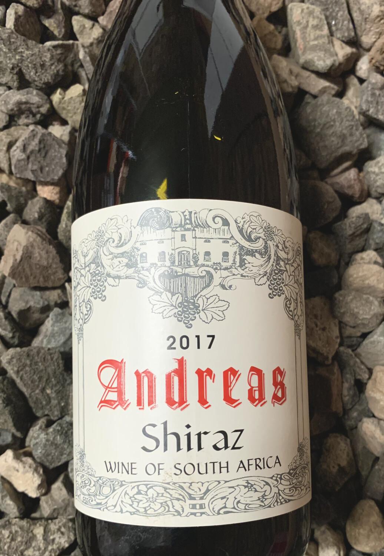 Andreas Shiraz 2017