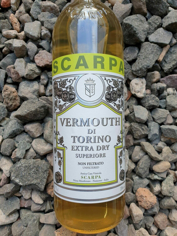 Vermouth di Torino Extra Dry Scarpa