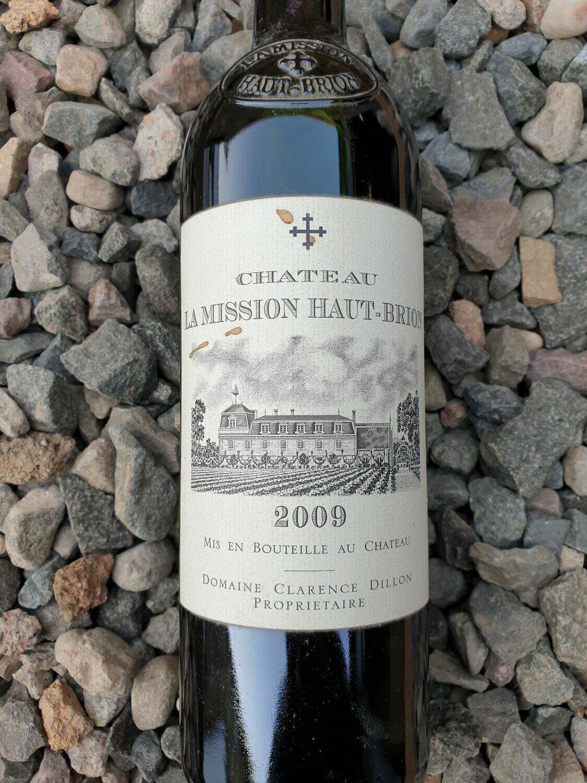 Chateau La Mission Haut-Brion 2009 Pessac-Leognan