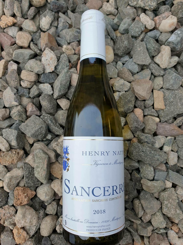 Sancerre Domaine Henry Natter 2018 Half Bottle