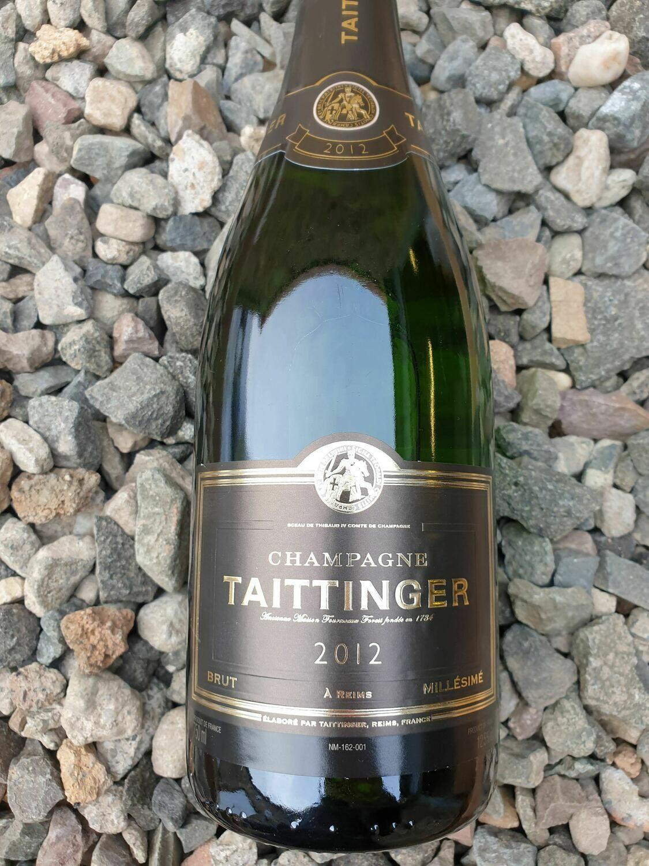 Taittinger Brut Vintage 2012