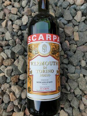 Vermouth di Torino Rosso Scarpa