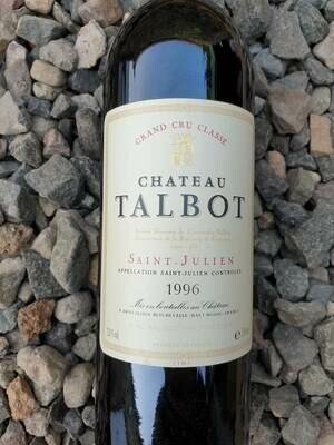 Chateau Talbot St-Julien 1996