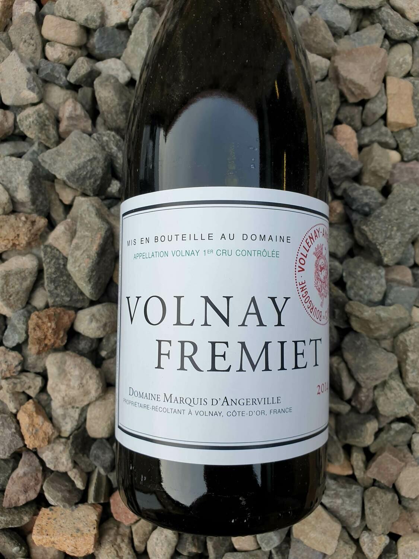Volnay 1er Cru 'Fremiet' Marquis d'Angerville 2014