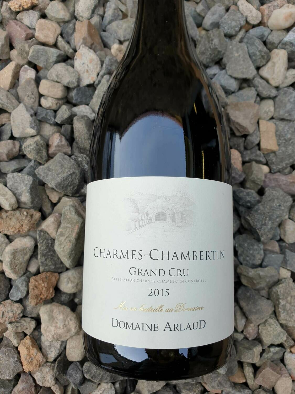 Domaine Arlaud Charmes-Chambertin Grand Cru 2015