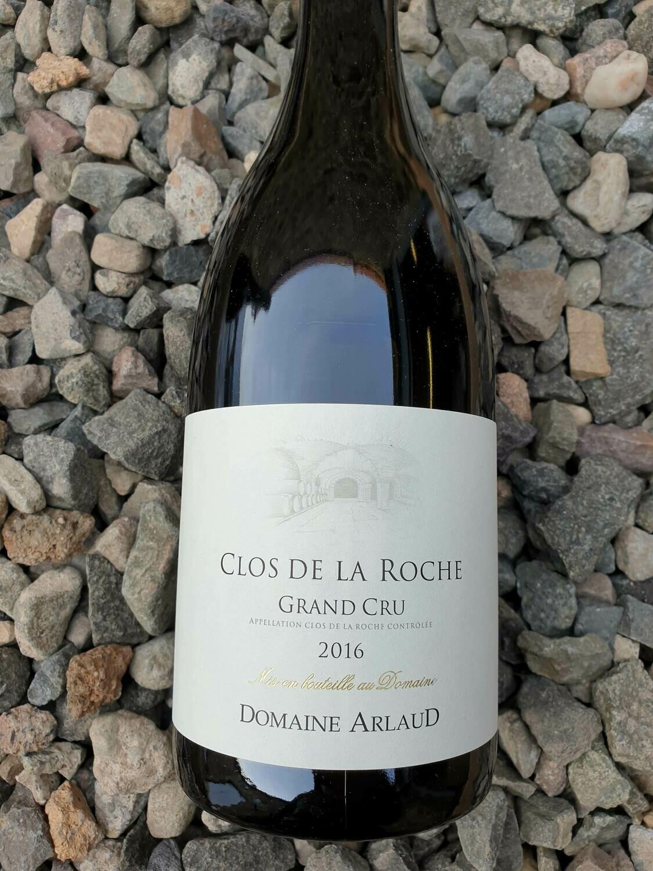 Domaine Arlaud Clos de la Roche Grand Cru 2016
