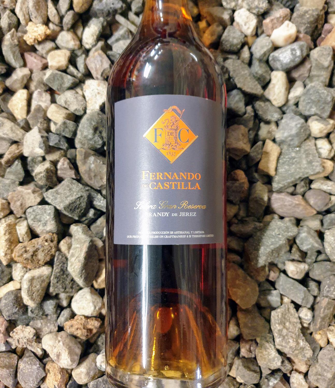 Fernando de Castilla Gran Reserva Brandy