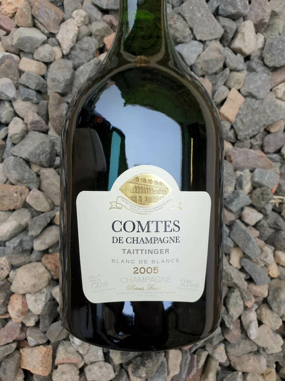 Taittinger Comtes de Champagne Blanc de Blancs Brut 2005