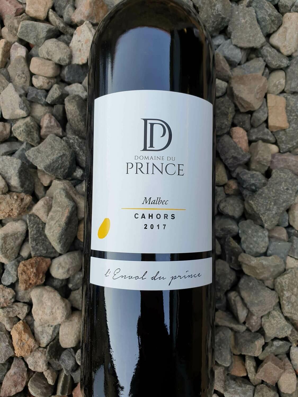 Cahors 'L'Envol du Prince' Domaine du Prince 2017