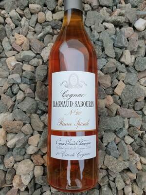 Ragnaud Sabourin No 20 Reserve Speciale Cognac