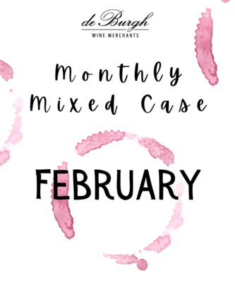 The de Burgh Monthly Mixed Case - February