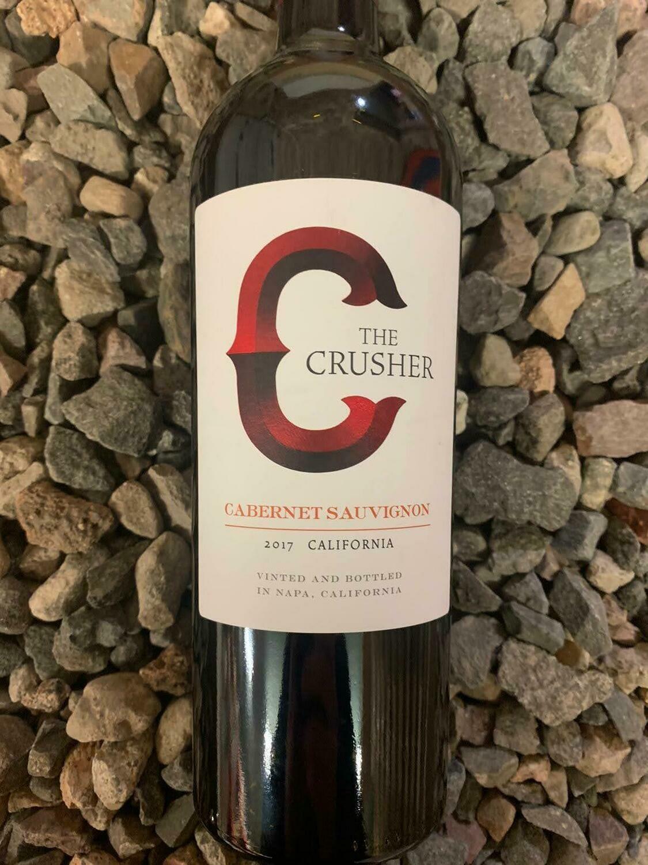 Cabernet Sauvignon The Crusher 2017