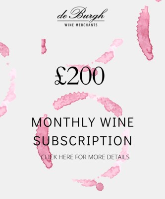 £200 Monthly Wine Subscription