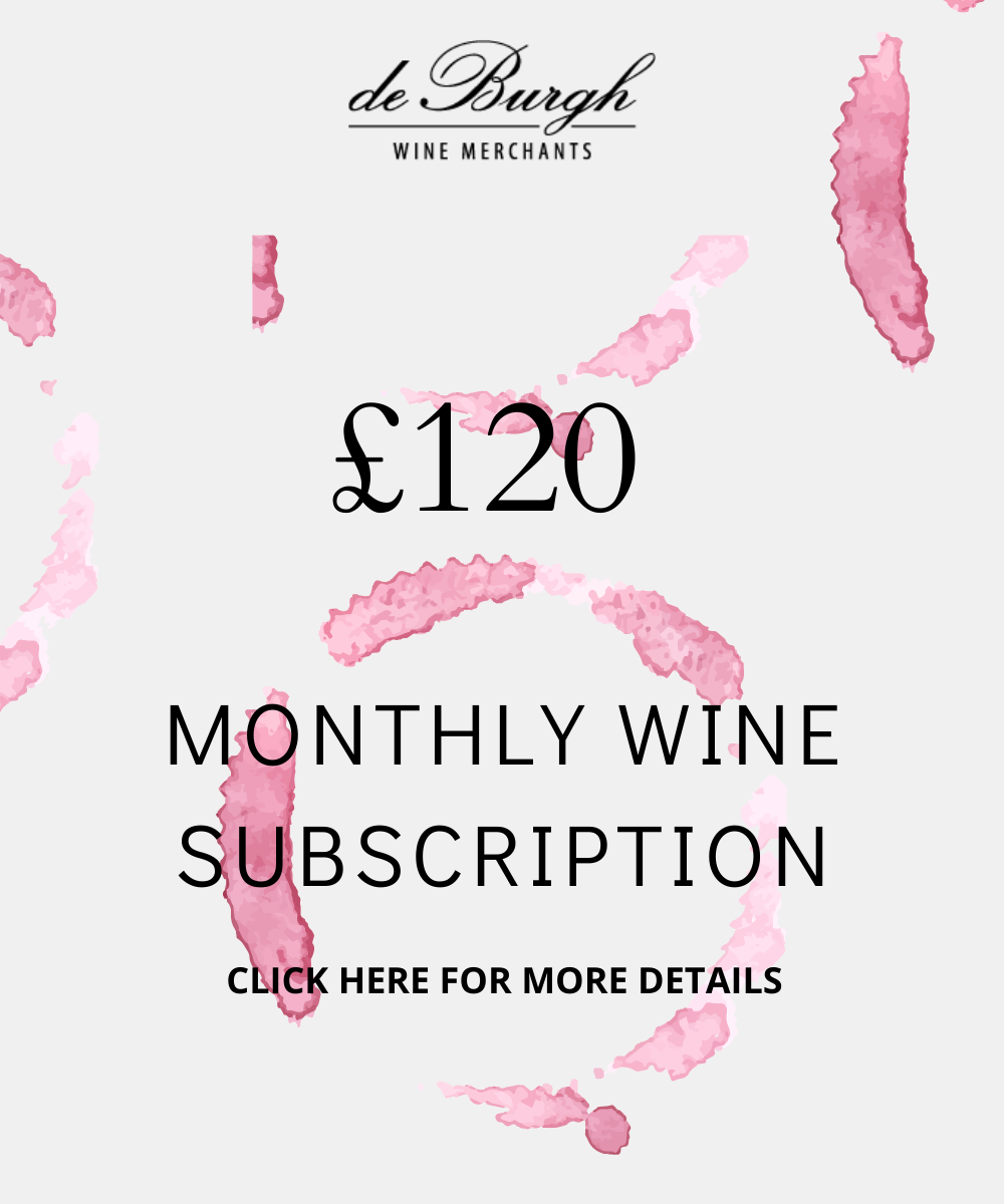£120 Monthly Wine Subscription