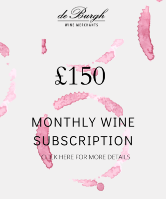 £150 Monthly Wine Subscription