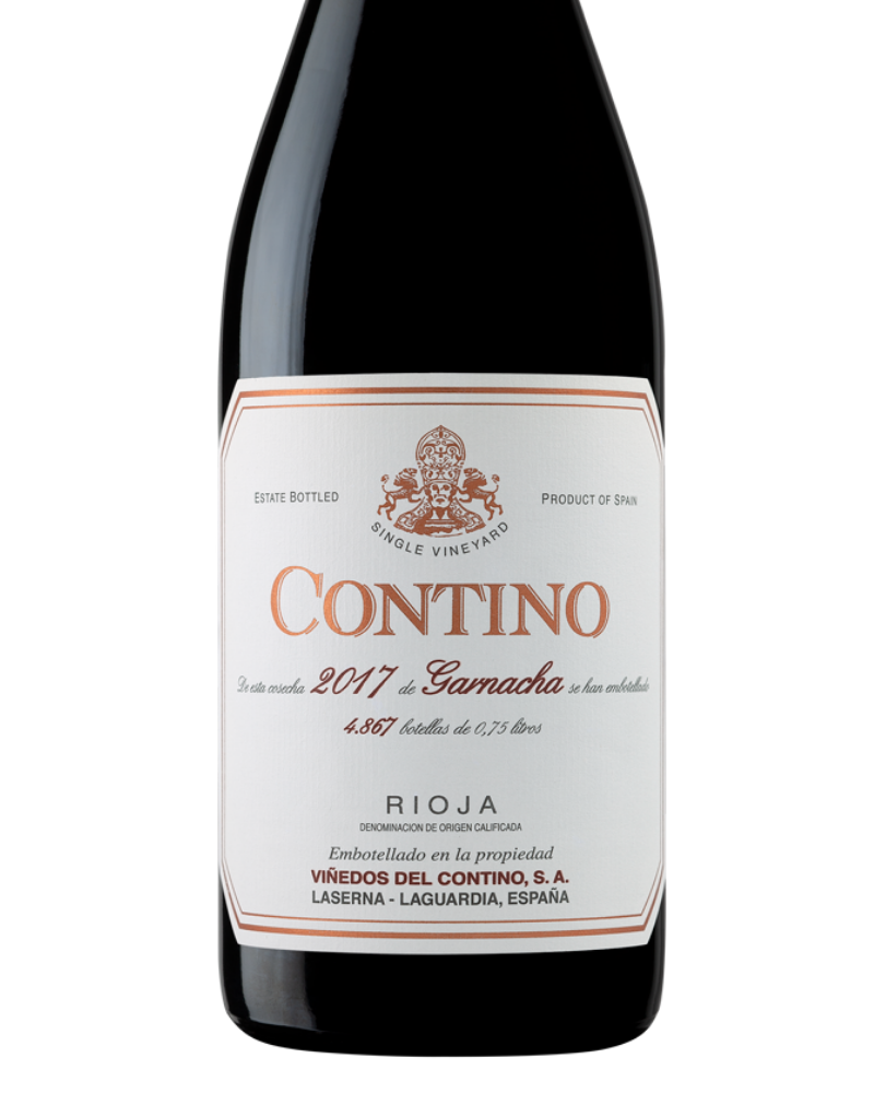 Rioja Garnacha Contino 2018