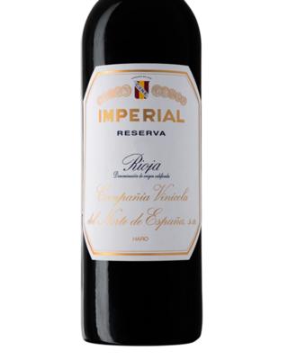 Rioja Reserva Imperial CVNE 2016