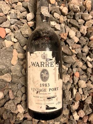 Warre's Vintage 1983