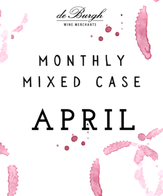 The de Burgh Monthly Mixed Case - April
